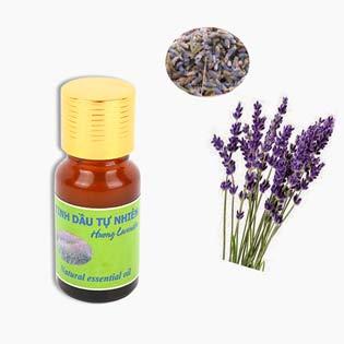 Tinh Dầu Hương Lavender Tự Nhiên Dùng Trong Phòng