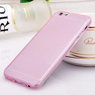 Ốp Dẻo Cho iPhone 6/ 6 Plus Bên Trong Có Nhám Chống Ố