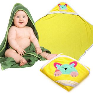 Áo Choàng Thêu (Túi Ngủ) Cho Bé TH Baby Top - 70 x 70 cm