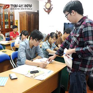 Khóa Học Tiếng Trung Cơ Bản Giao Tiếp 15 Buổi Tại Trung Tâm Học Đường