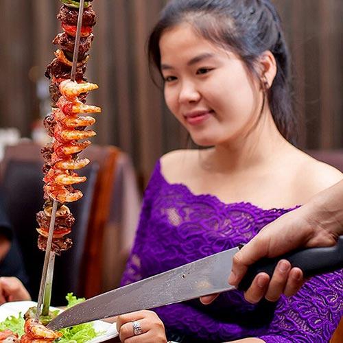 Buffet BBQ Trưa/ Tối Tại JJ's Brazilian BBQ Restaurant And Bar tại Hồ Chí Minh