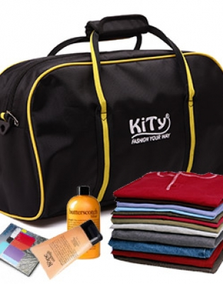 Túi Du Lịch Kitty 1157 Màu Vàng tại Hồ Chí Minh