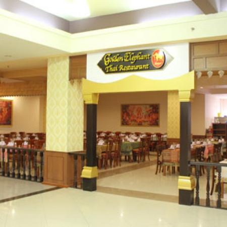 Buffet Trưa Món Thái Nhà Hàng Con Voi Vàng