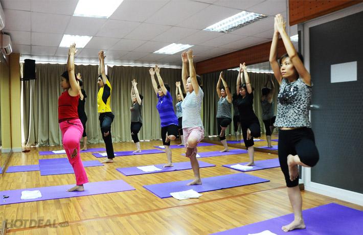 Tập Yoga Tại An Spa ( Nhiều Ca Tập) Kèm Quà Tặng