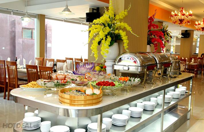 Buffet Lẩu Nướng TBQ - Mừng Khai Trương