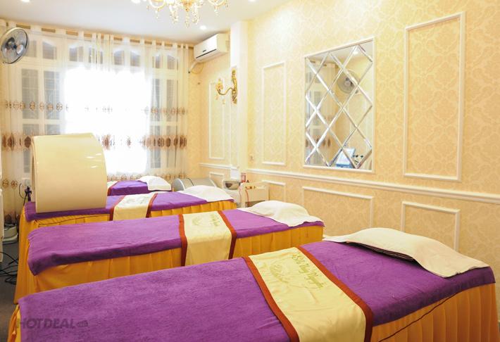 Tắm Trắng Công Nghệ Nano - Thủy Nguyễn Spa