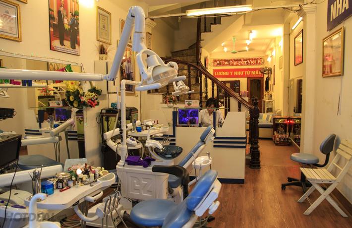 Lấy Cao Răng + Đánh Bóng Răng Tại Nha Khoa Quốc Tế VipLab Nguyên Hồng