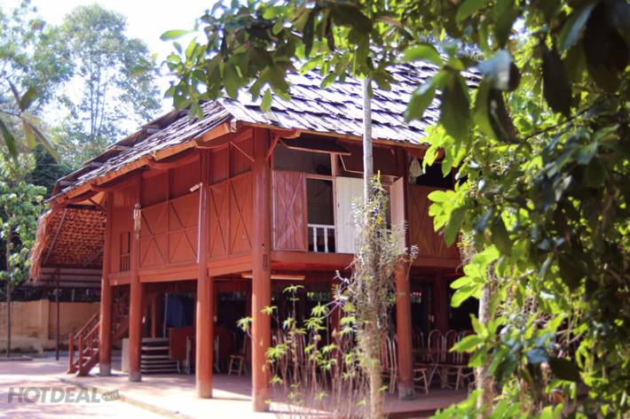 Nghỉ Dưỡng Cuối Tuần Tại Hải Cảng Đồng Mô Farm Stay 2N1Đ