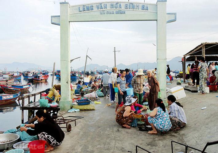 Tour Du Lịch Bình Ba – Phan Thiết – Nghỉ Resort 3N3Đ Cho 01 Khách