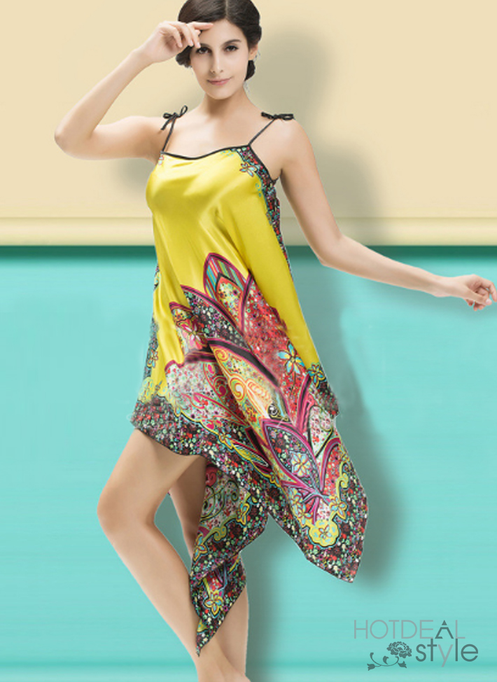Váy Ngủ Sexy Sang Trọng / Váy Đi Biển Cho Bạn Nữ
