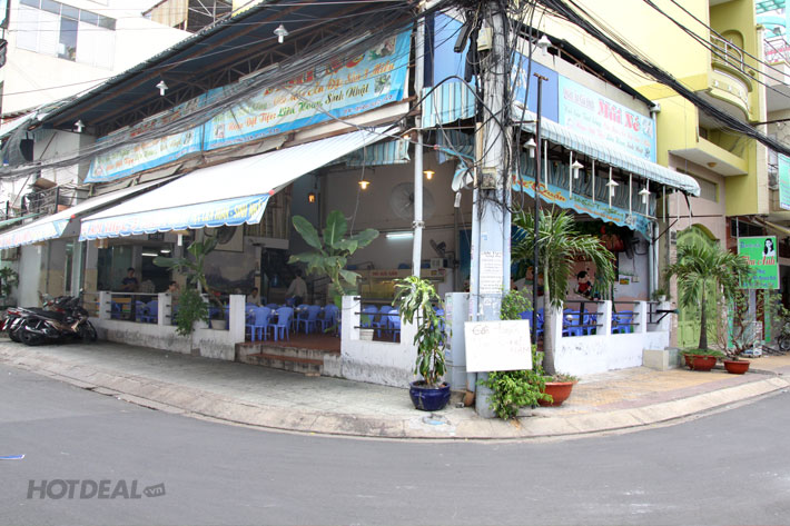 Set Gà Ta Mắm Nhĩ/ Hấp Hành/ Xé Phay Cho 2-4 Người