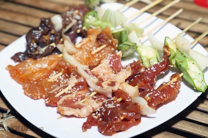 Combo Xiên Nướng Và Lẩu Dành Cho 2-3 Người Tại King Kong BBQ