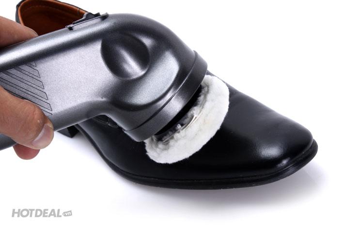 Máy Đánh Bóng Giày Cầm Tay Loại Lớn 2 Tốc Độ