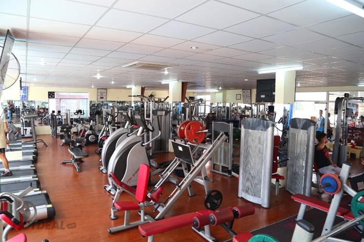 Thẻ Tập Gym 1 Tháng Tại CLB Thể Thao Chi Lăng (Không Giới Hạn Giờ Tập)
