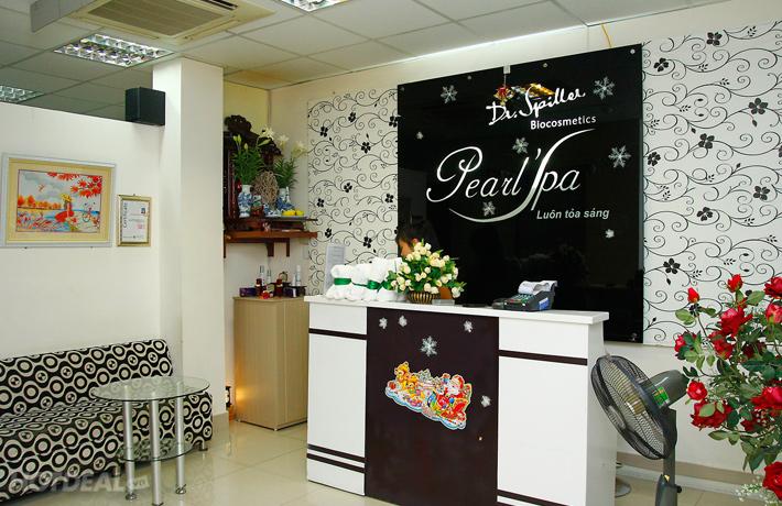 Triệt Lông Công Nghệ SHR Mới Và Hiện Đại Nhất Việt Nam Tại Pearl Spa