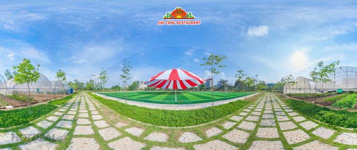 Phòng Nghỉ Dưỡng Nhà Sàn Tại Hải Cảng Đồng Mô Farm Stay 2N1Đ