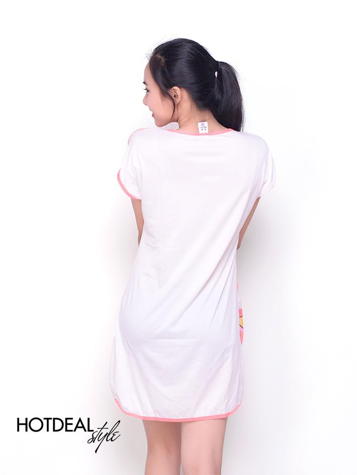 Đầm Ngủ Xinh Xắn