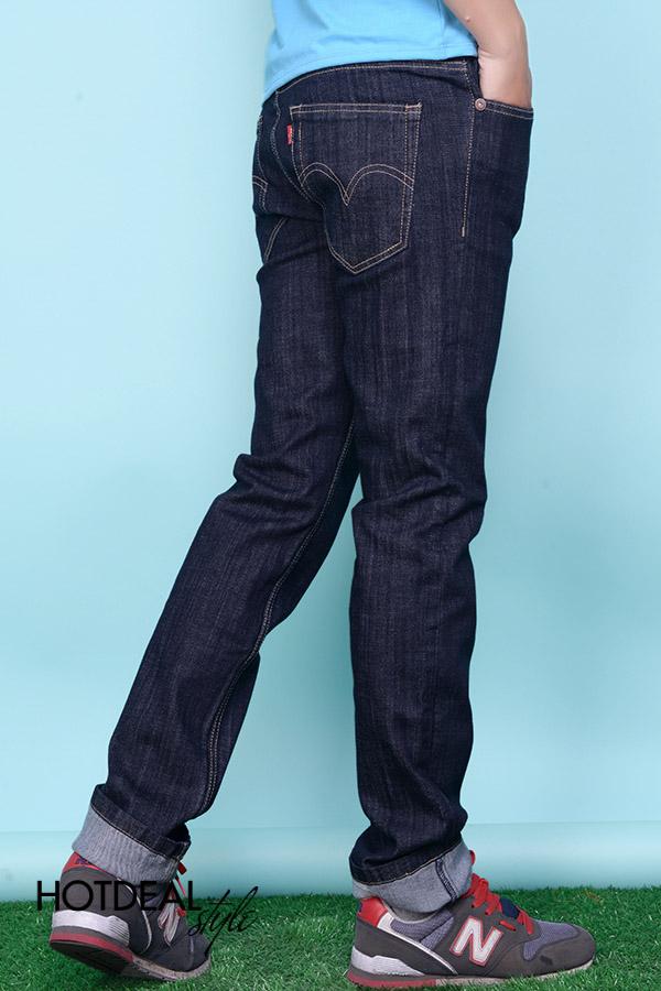 Quần Jeans Nam Cá Tính