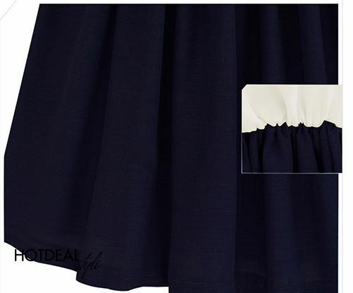 Set Áo + Chân Váy Dạo Phố Cirino