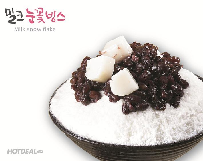 Thế Giới Kem Sữa Tuyết Bing's Fong – Thương Hiệu Nổi Tiếng Tại Hàn Quốc