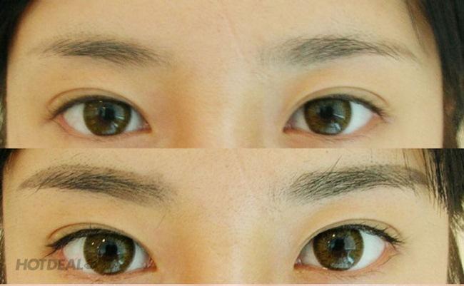 Phun Thêu 3D Chạm Khắc Lông Mày-BH 3 Năm-Tặng Hấp Dầu+Chăm Sóc Da Mặt