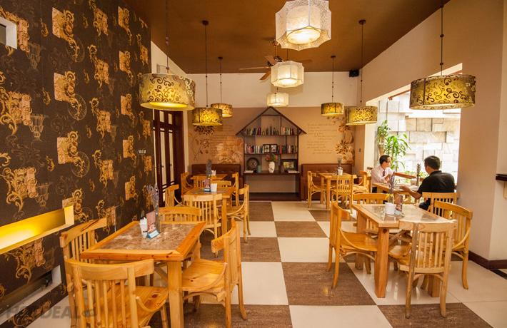 Set Cơm Đậm Đà Hương Vị Việt Tại Dahlia Restaurant Dành Cho 2N