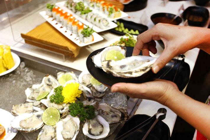 Buffet Hơn 100 Món Nướng, Lẩu Và Sushi Nhật Tokyo Yakiniku (Vincom Bà Triệu)