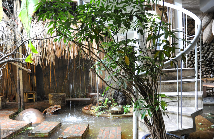 Set Lẩu Đồng Quê 04N - 06N Tại Ao Quán