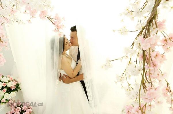 Dịch Vụ Chụp Hình Thử Làm Cô Dâu Tại Studio Monet