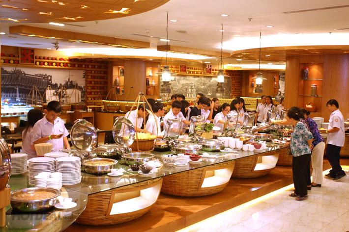 Buffet Gánh Tối 3 Miền Tại Unionsquare (Vincom A) Tất Cả Các Ngày