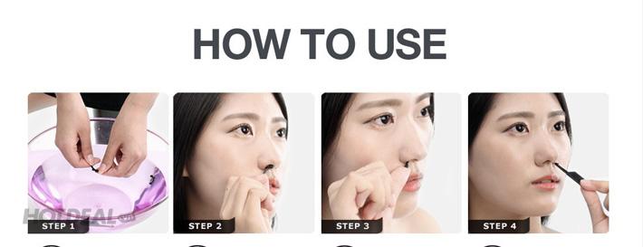 Siêu Phẩm Sụn Nâng Mũi Nose Secret Hàn Quốc Chính Hãng
