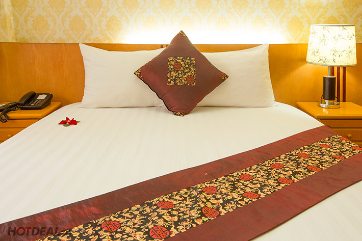Indochina Queen II Hotel Hà Nội 3* 2N1Đ + Ăn Sáng