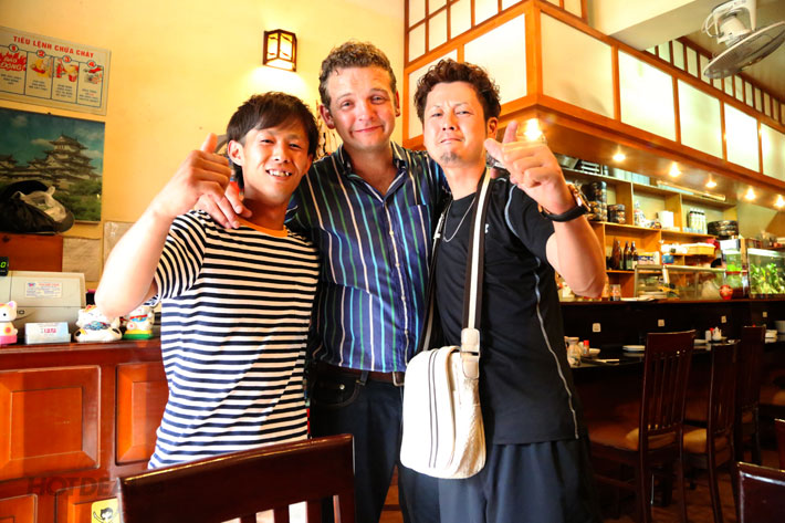 1 Trong 3 Set Ăn Cá Hồi Cực Rẻ Tại Nhà Hàng Sushi Sashimi Hana