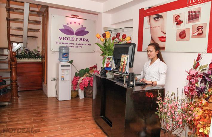 Làn Da Mịn Màng Không Tỳ Vết Với Dịch Vụ Wax Tại Violet Spa
