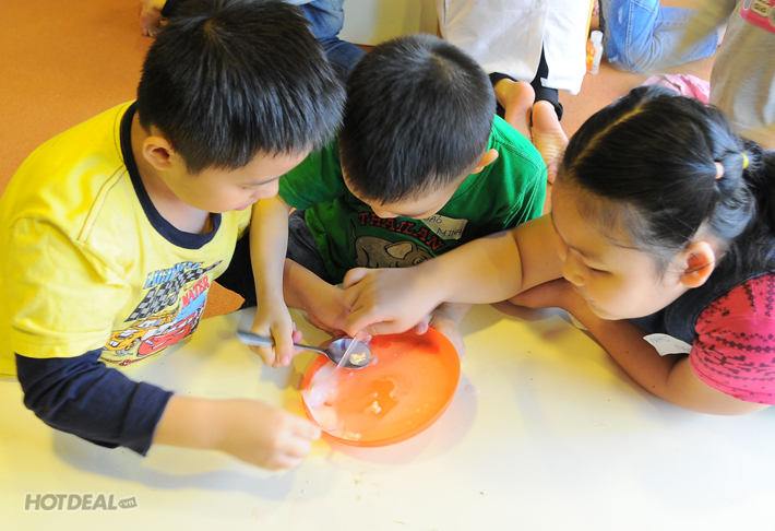 Ngày Hội Khóa Học Chào Mừng Ngày Tết Thiếu Nhi 01 - 06