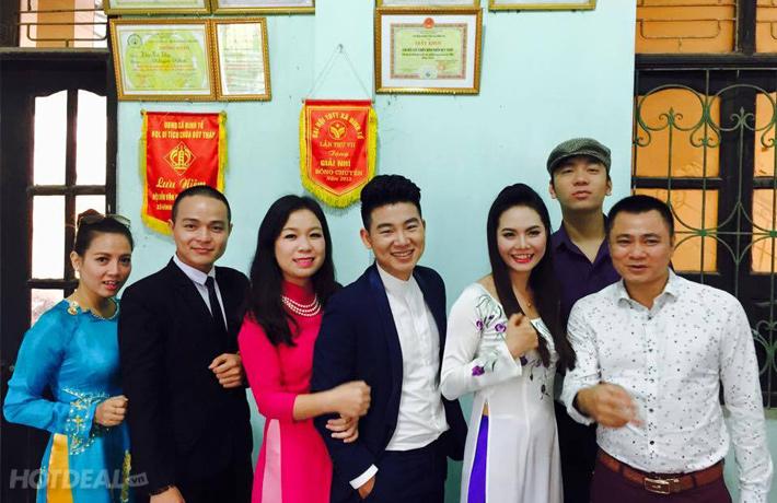 Khóa Học Thanh Nhạc  Tại TT Phát Triển Nghệ Thuật Himusic