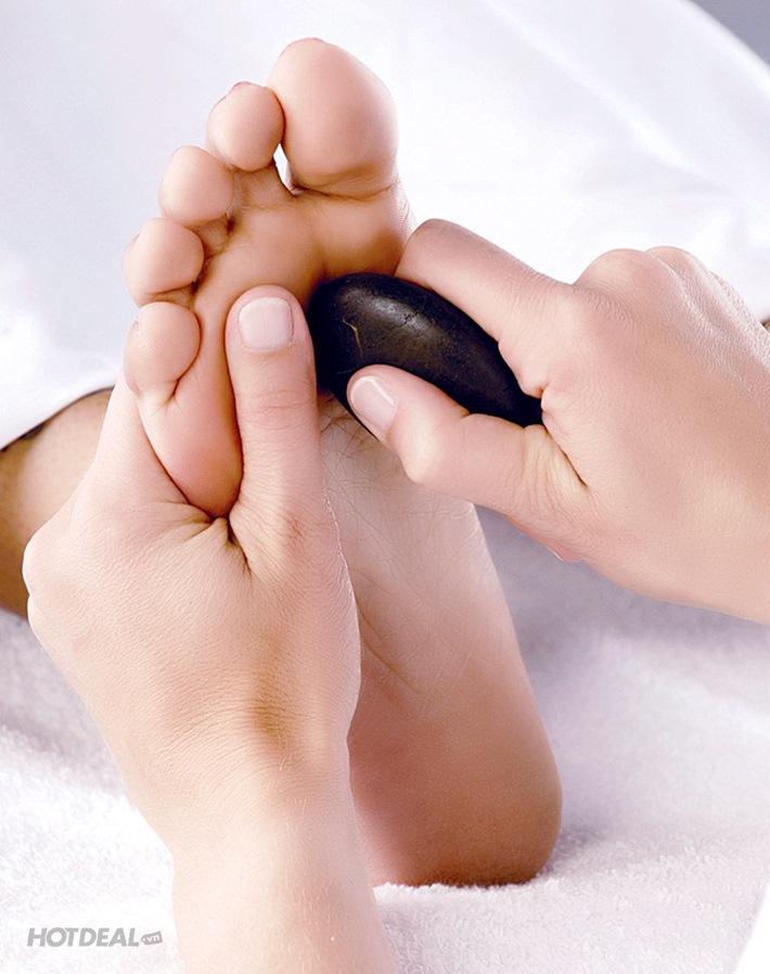 Massage Body Đá Nóng + Xông Hơi Không Giới Hạn Tại Hoa Tiên Spa