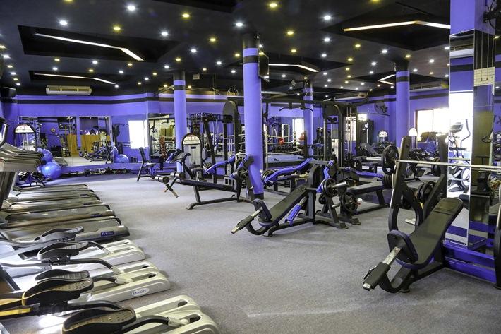 2 Tháng Tập Gym, Kick-Boxing Không Giới Hạn Thời Gian - Fox Fitness Club