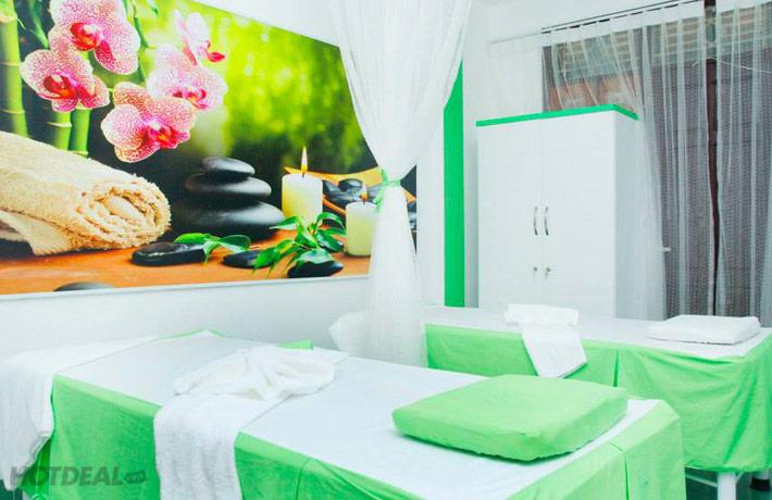 Massage Body Đá Nóng – Belle Spa.