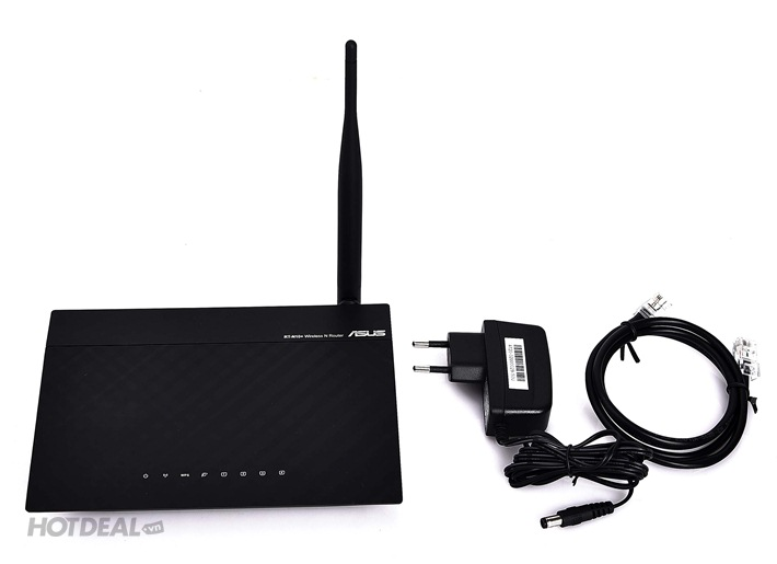 Router Wifi Asus RT-N10+, modem wifi phát sóng, Phạm vi bắt sóng Wifi có thể mở rộng