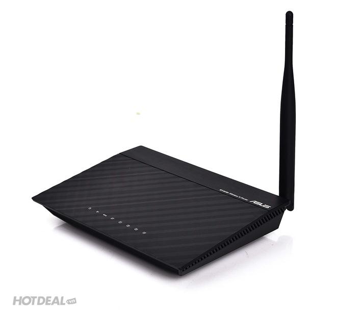 Router Wifi Asus RT-N10+, modem wifi phát sóng, Phạm vi bắt sóng Wifi có thể mở rộng - 4