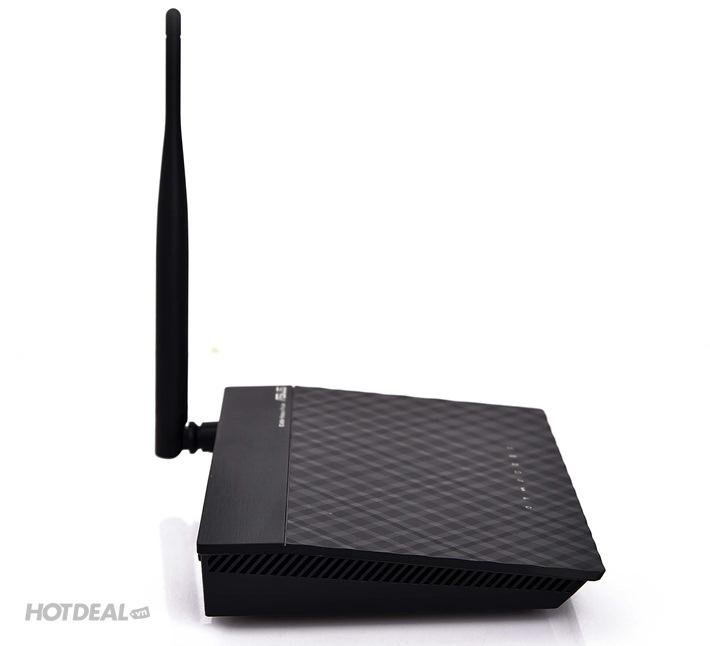 Router Wifi Asus RT-N10+, modem wifi phát sóng, Phạm vi bắt sóng Wifi có thể mở rộng - 7