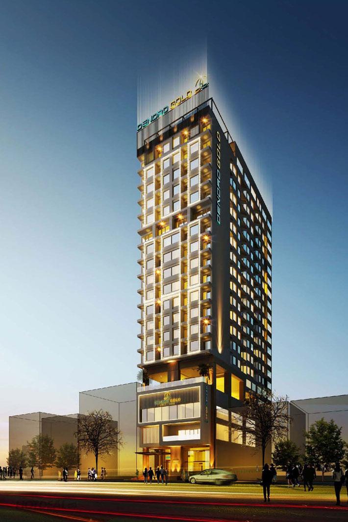 Dendro Gold Hotel 4* - 2N1Đ - &nbsp;<a href=