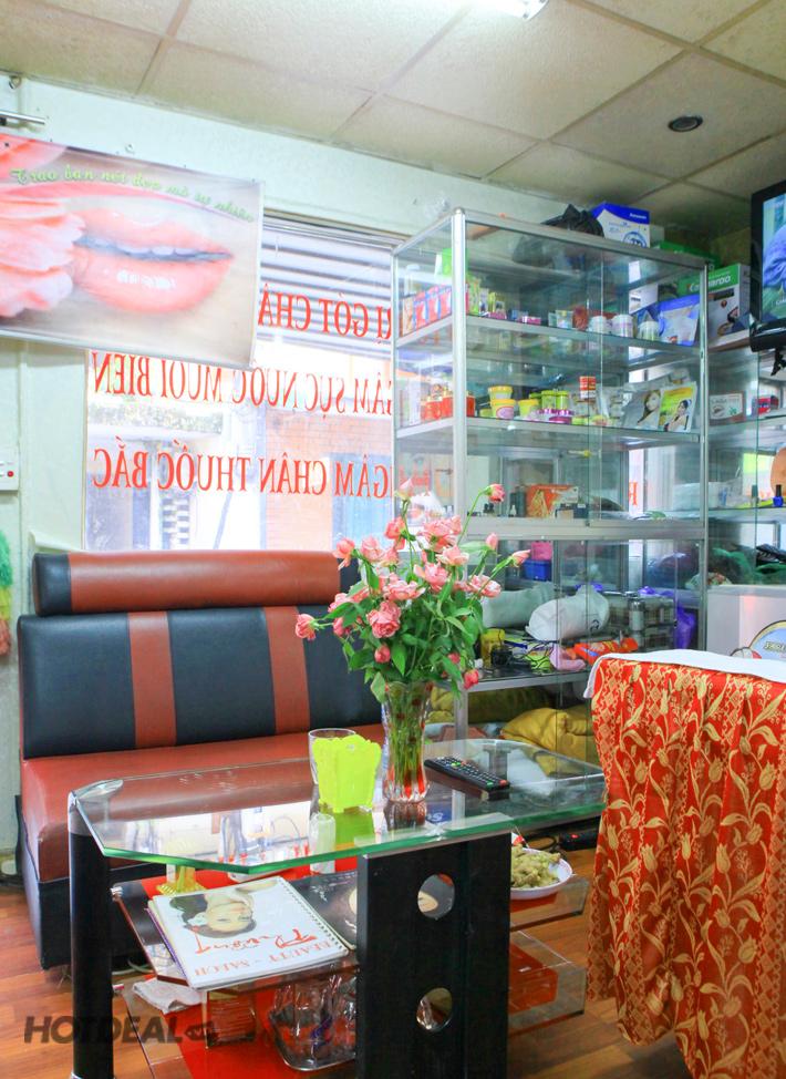 Phun Thêu Lông Mày Tán Bột Công Nghệ 3D Tại Phương Sài Gòn Spa.