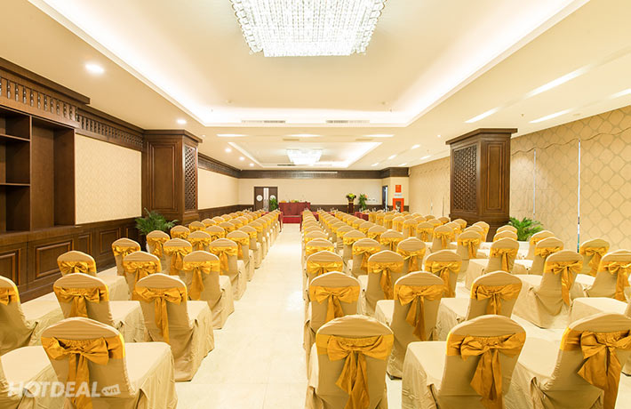 Khách Sạn Mường Thanh Hà Nội Center 4*2N1Đ