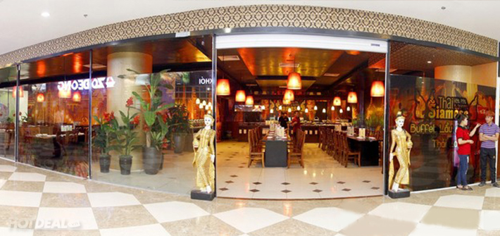 Nhà Hàng Siamese – Buffet Lẩu Nướng Thái Lan