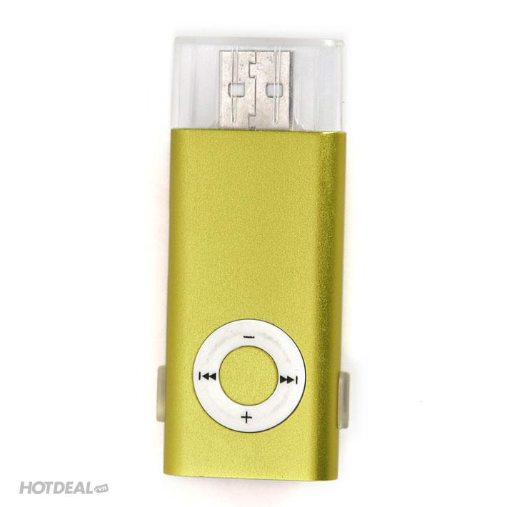 Máy Nghe Nhạc 2 Trong 1 (MP3 + USB)