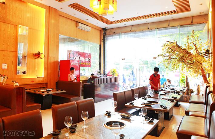 Buffet Lẩu Nướng Nhật Bản Chiaki BBQ.