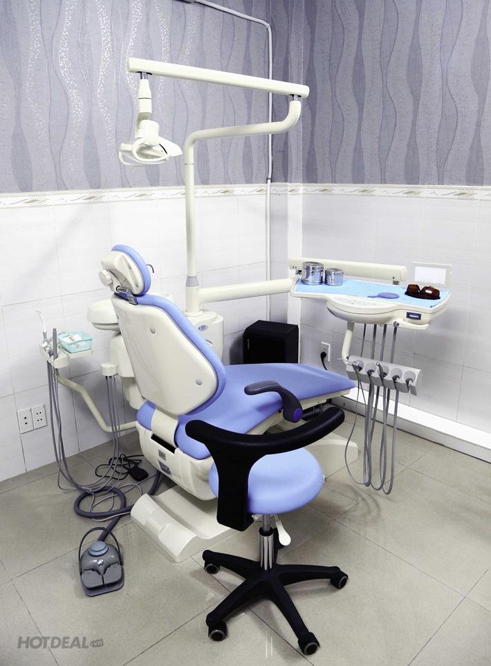 Răng Sứ Titan Tại Nha Khoa Quỳnh Trâm