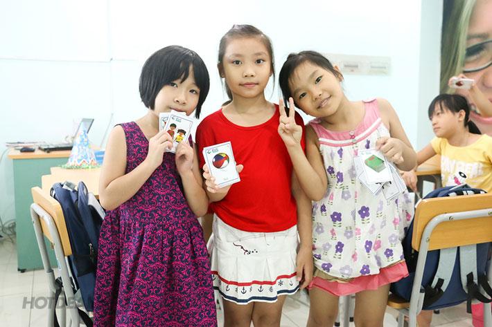 Khóa Học Anh Văn Nghe, Nói, Đọc, Viết Cho Trẻ Em Từ 6 - 12 Tuổi
